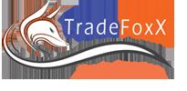 TradeFoxx ninjatrader trading software. Logo